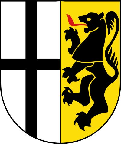 New Wappen Rhein Kreis Neuss