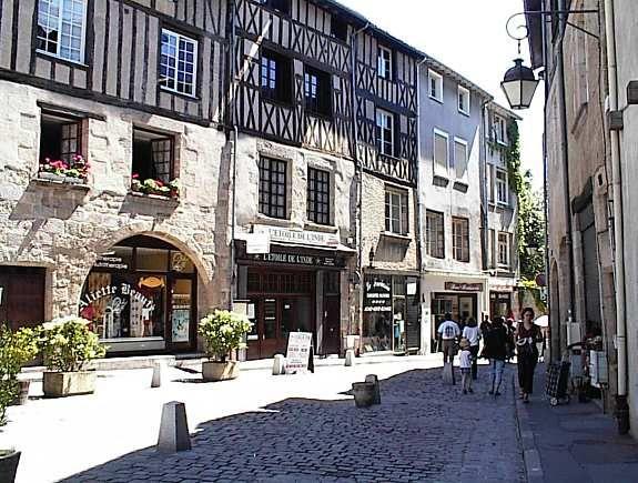 Limoges - Haute-Vienne - Vieille Ville