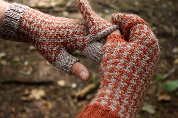 Rokeby - flip top fingerless gloves by Eden Cottage Yarns. Ravelry Link: http://www.ravelry.com/patterns/library/rokeby
