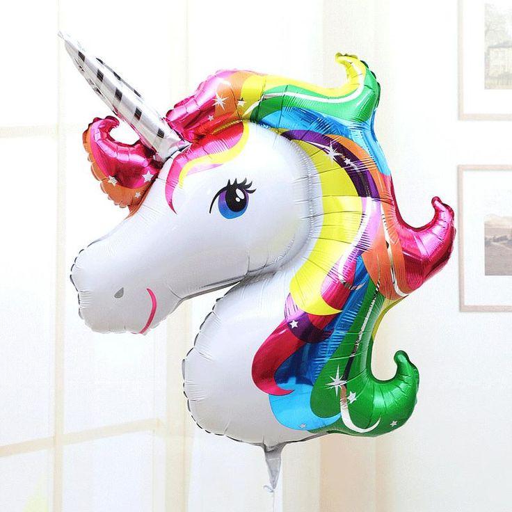 Globo Rainbow Unicorn