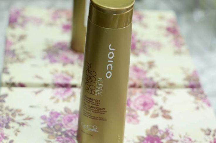 Joico K-Pak está na lista do top 5 shampoo para cabelo loiro