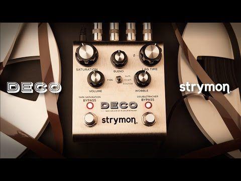 Deco » strymon - yummy!