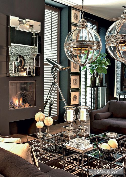 Moscow expo classic chicdecor ideasliving roomsinterior