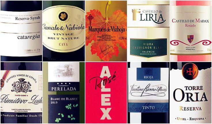 - La guía 'Los Supervinos 2016' incluye 118 reseñas de vinos de menos de 6,99 euros - Seleccionamos tres blancos, dos rosados, un cava y cuatro tintos buenos, bonitos y baratos