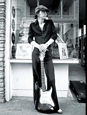Stevie Ray Vaughan: Lone Star Rising   Guitar World