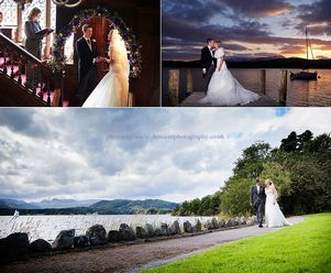 Langdale Chase Hotel, Cumbria. Whether you dream of a summer wedding with Pimms and champagne on the terrace or a winter wonderland with mulled wine by a roaring log fire, the Langdale Chase is the perfect wedding venue for your perfect day.
