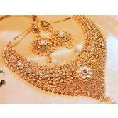 wedding-special-kundan-and-polki-necklace-set