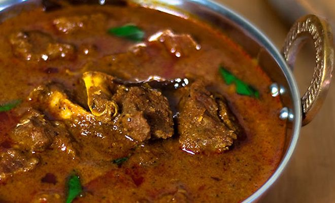 Easy Mutton Curry Mughal Style – Monish Gujral's Foodie Trail