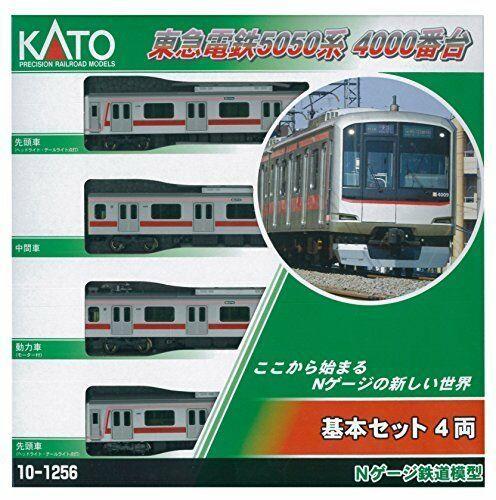 eBay #Sponsored Kato 10-1256 Tokyu Railway Series 5050-4000