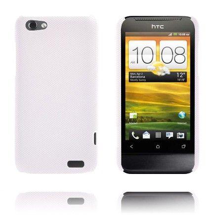 Supreme (Valkoinen) HTC One V Suojakuori