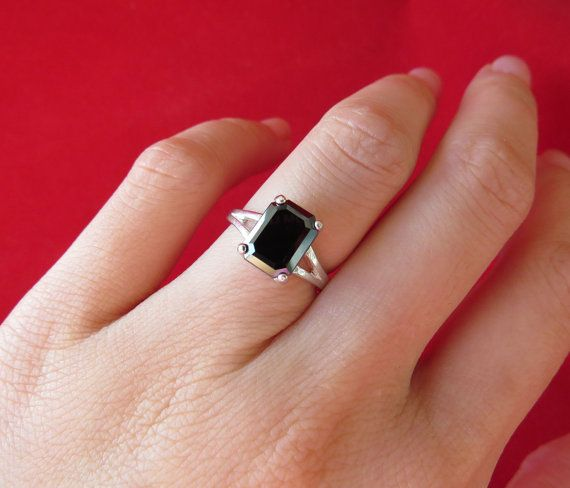 Carat Emerald Cut Diamond Ring