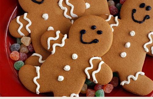 Имбирное печенье на елку :: Рецепты для детей :: Все для дома :: Все о детях