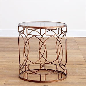 world market table: Side Tables, Dreams House, Metals Accent, Master Bedrooms, Bedrooms Furniture, Living Rooms Furniture, Accent Tables, World Marketing, Vance Metals