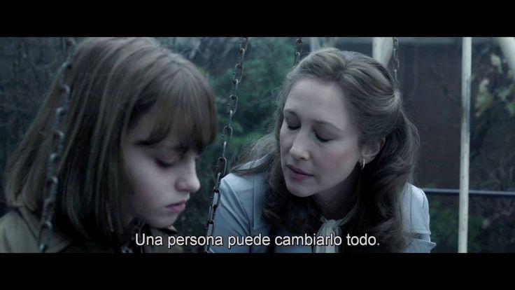 EL CONJURO 2 - La fe de cara al miedo - Oficial Warner Bros. Pictures - YouTube
