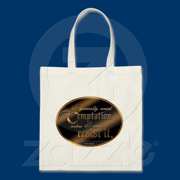 The Collection Canvas Bag from Zazzle.com