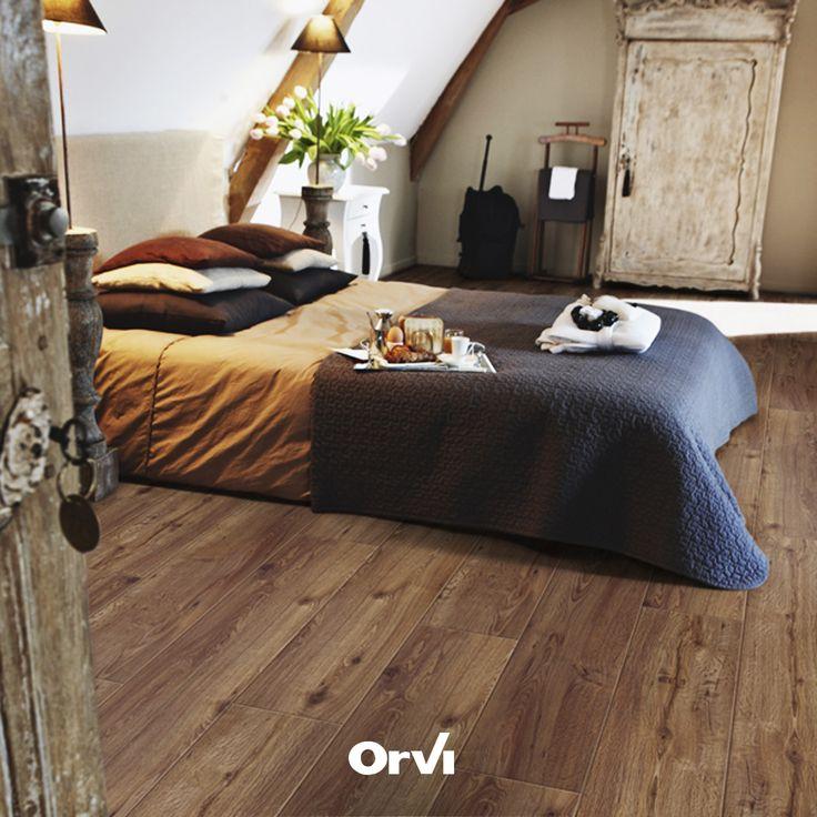 Orvi Living è... pavimento LVT Click in tutte le sue mille combinazioni!