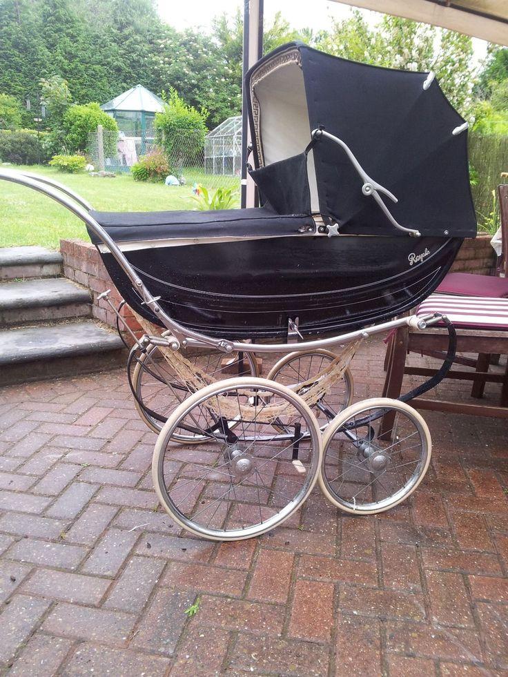 royale coachbuilt pram. vintage pram | eBay