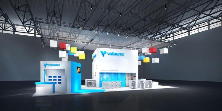 Vallourec Deutschland GmbH Konzeptentwurf zur TUBE, Düsseldorf 175m²