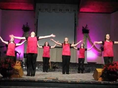 Christmas Dance 2012 - Hope Was Born This Night by Sidewalk Prophets