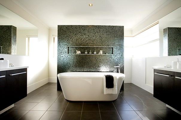 gorgeous standalone bath... eden brae homes...