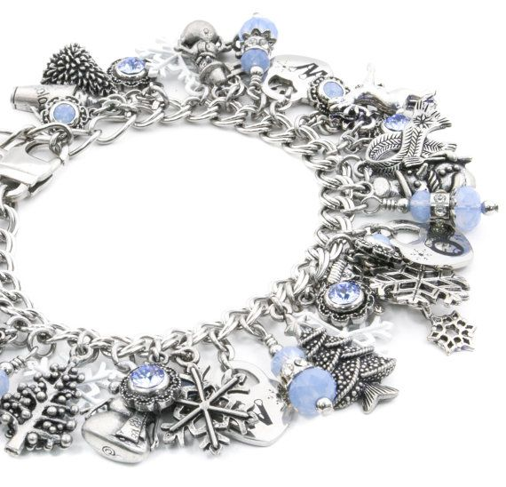 1881 best Charm Bracelets images on Pinterest