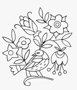 Floral Freebie - Needlework News