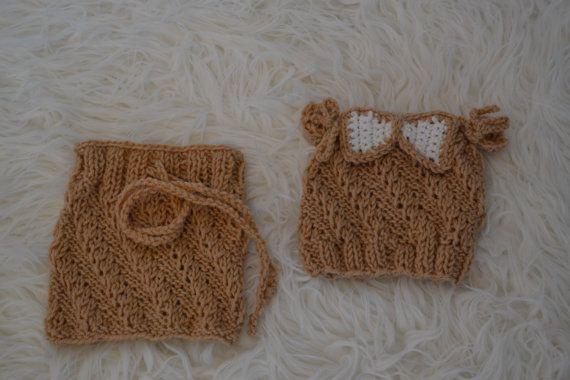 Newborn Set Newborn Skirt Newborn Hat Newborn by knitbabyclothes, $36.00