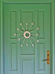Image result for mid century modern patio door treatments