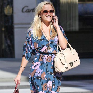 Reese Witherspoon Talks Draper James and the Style Rules All Southern Girls Know: Glamour.com