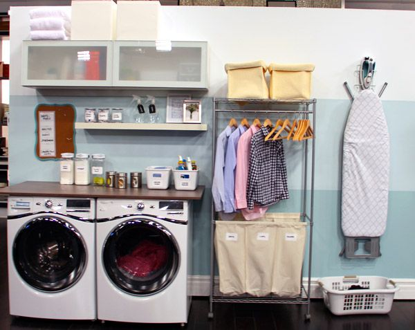 Best Laundry Room Ideas Images On Pinterest Laundry Rooms - Laundry room ideas ikea