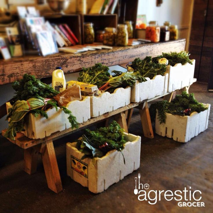 A favourite - the Agrestic Grocer, Orange NSW. Love!!