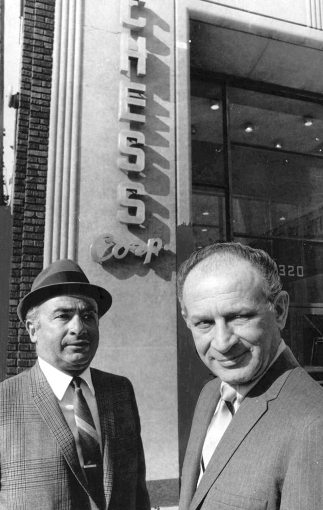 Phil and Leonard Chess - Chess Records