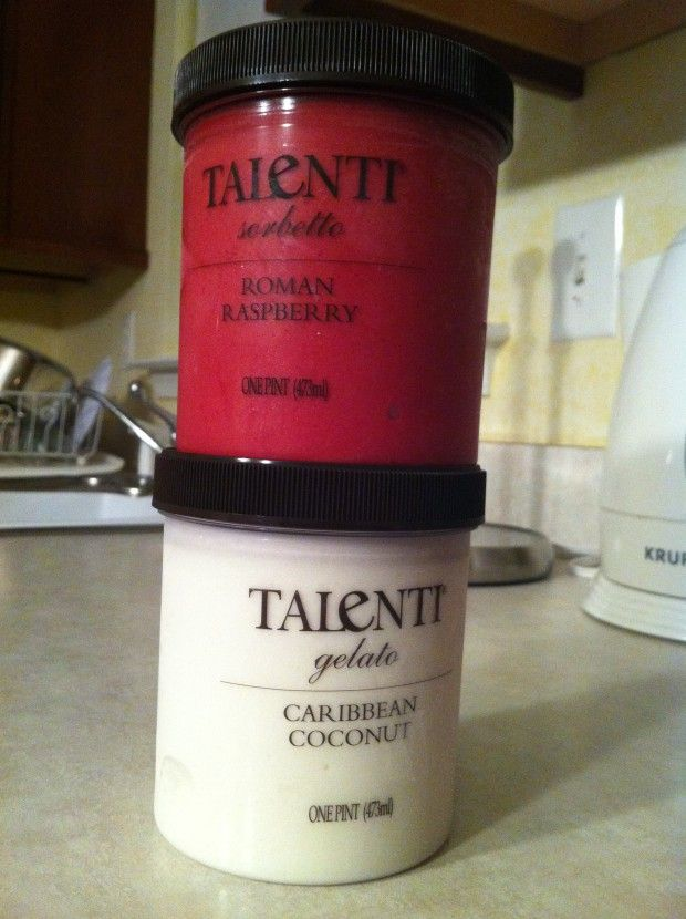 Healthy Way To Cook Product Review: Talenti gelato and sorbetto