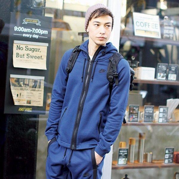 メンズトレーナ(ナイキ ニューサイロ フーディ)/ナイキ / hoodie on ShopStyle