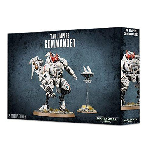 Figure Model Kits - Warhammer 40K Tau Empire Commander 2015 * See this great product.