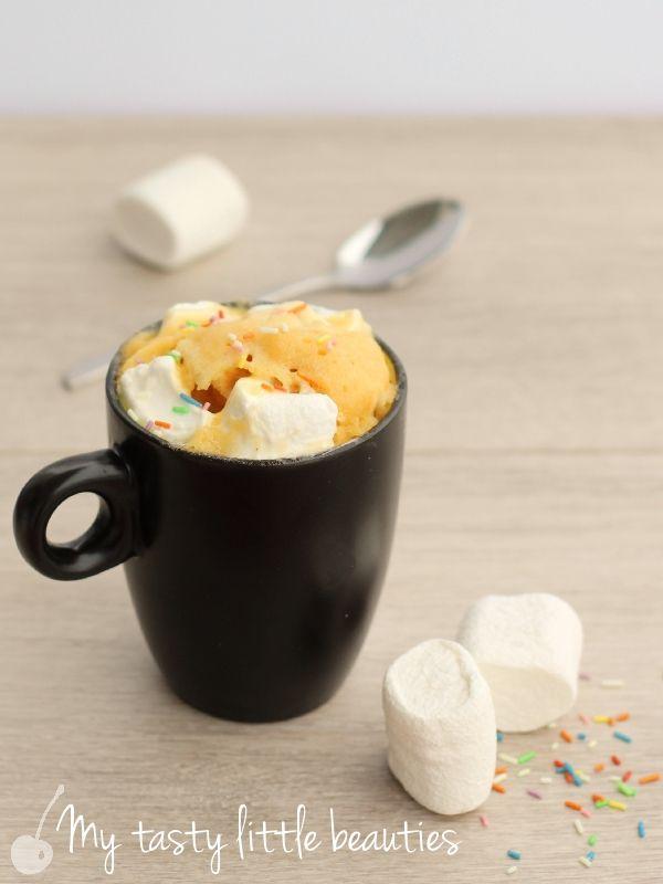Marshmallow Tassenkuchen