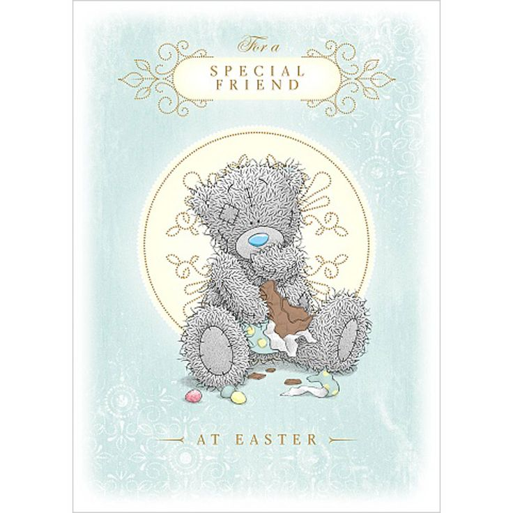 41 best Me to You Bear Easter Greeting Cards images – Me to You Birthday Card