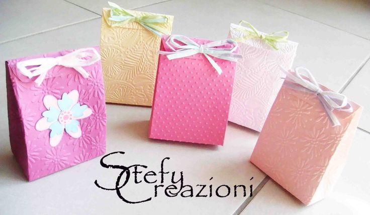 Scatoline Portaconfetti, by Stefy Creazioni, 0,30  su misshobby.com