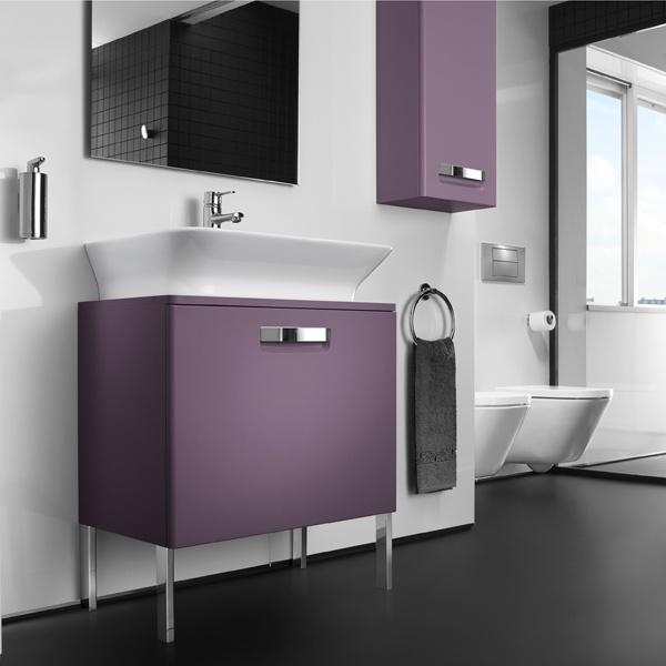 8 best l 39 univers du meuble images on pinterest bathroom for Roca bathroom furniture