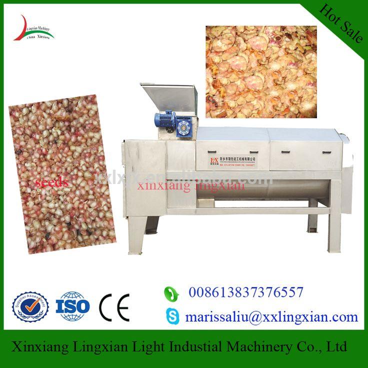 Indutrial usage Pomegranate juice Processing machine Fruit Pomegranate peel removal machine