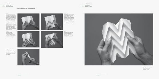 Folding Techniques for Designers, looks like a great book, a bunch of videos here: www.laurenceking....