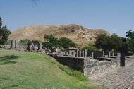 Kursi - the largest Byzantine Monastery