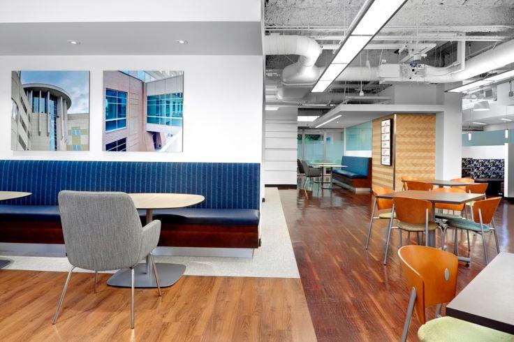 corporate cafeteria | The HCA corporate campus cafe... - Hospital Corporation of ...