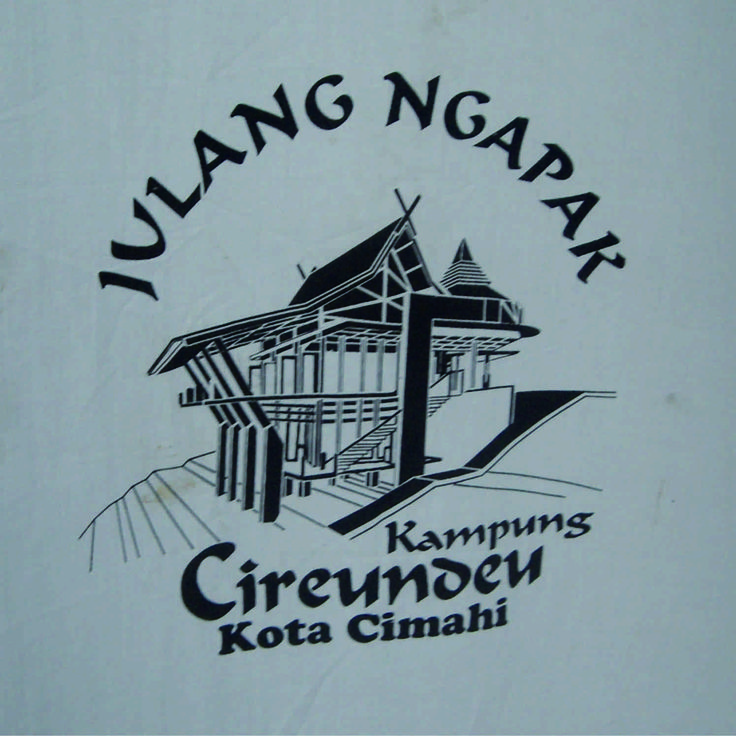 Julang Ngapak Kampung Cirendeu I Penjaja Kata