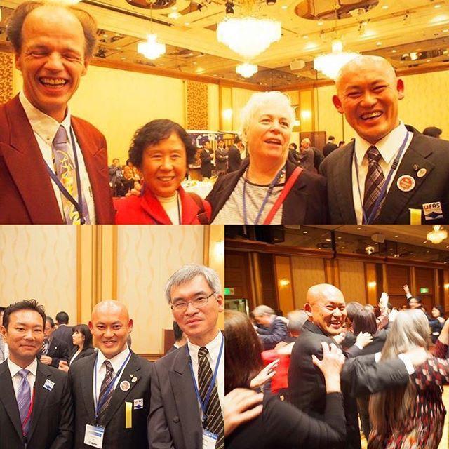 2016/11/08 18:26:09 koyamatcho 世界鍼灸学会連合会学術大会(WFAS) 東京つくば 2016 ガラディナーに参加いたしました。ダンスで大変盛り上がりました\(^o^)/交流の場に感謝です!! 2016年11月5日(土) オークラフロンティアホテルつくばにて #鍼灸#治療院#鍼灸師#スポーツ#ボディビル#ダイエット#トレーニング#治療#男性不妊症治療#痛み#研究#東洋医学総合はりきゅう治療院一鍼#産婦人科#統合医療#泌尿器科#パーソナルトレーニング#統合ヘルスケア#大学院#論文#スポーツ傷害#病気#スポーツ鍼灸#セルフケア#運動#海外#世界#日本#国際#学会#交流