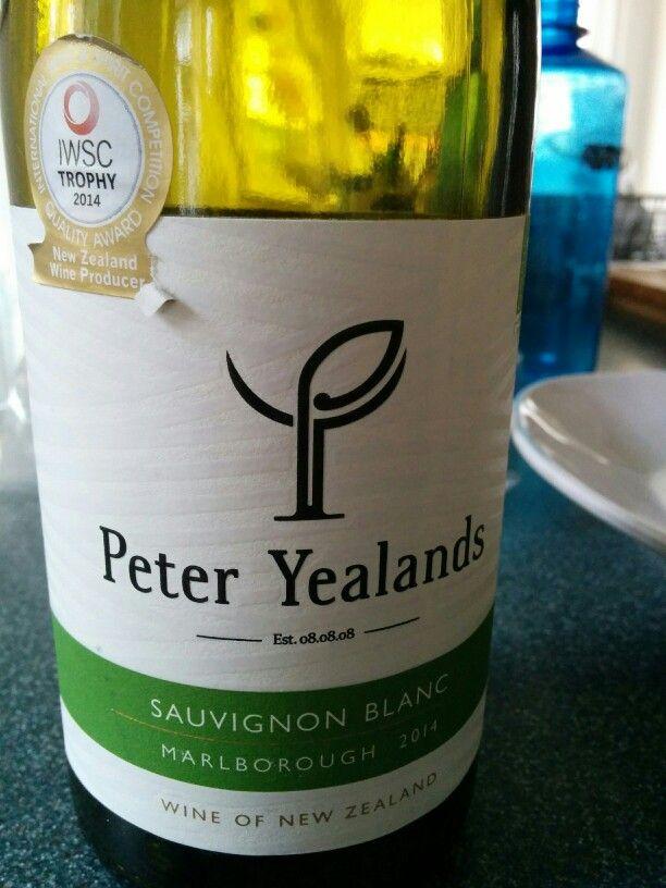 Peter Yealands Sauvignon Blanc 2014