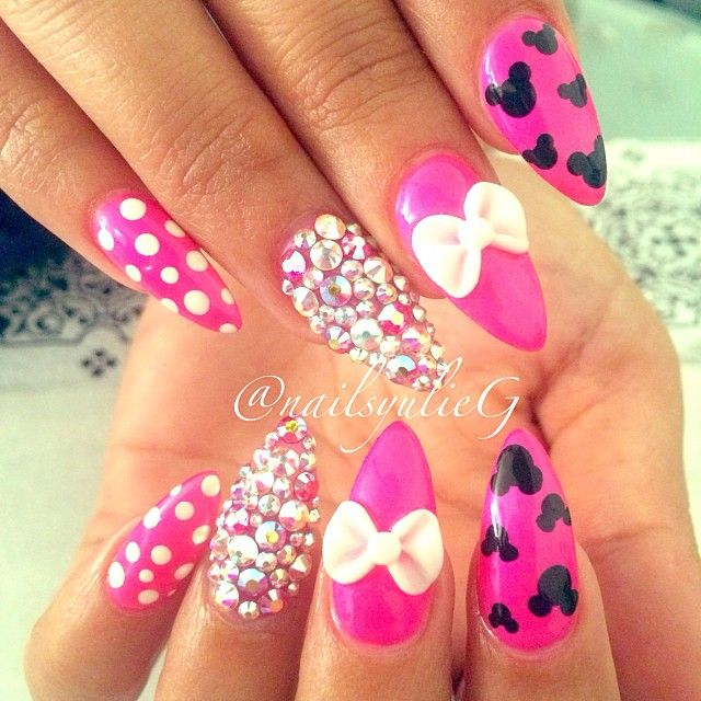 Yulie G. @nailsyulieg Another set of #m...Instagram photo | Websta (Webstagram)