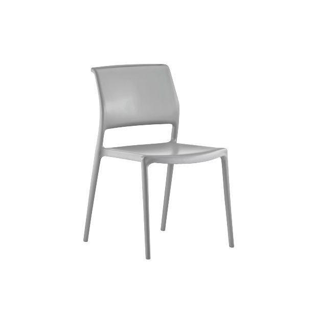 Design Ara Gris Pedrali Chaise Pieds 310 ClairChaises 4 VLzGSUpqM