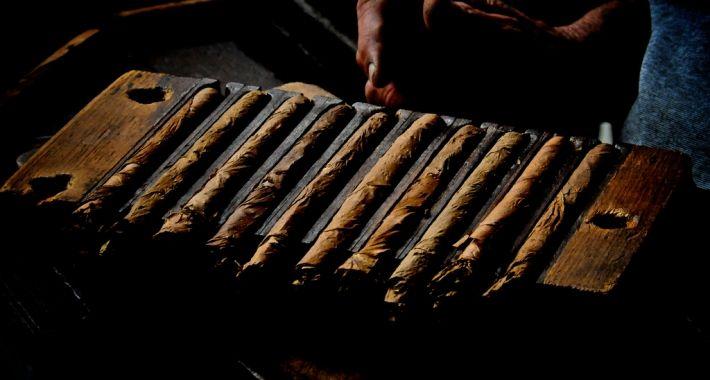 Sigari cubani artiginali