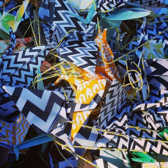 Origami - Jireh & Sho's Belongil Beach wedding.  #byronbay #weddingday #weddingstyling #weddings #weddingstyling #beachweddings #byronbay